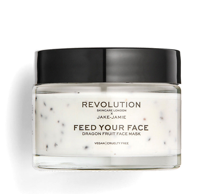 REVOLUTION SKINCARE REVOLUTION SKINCARE x JAKE JAMIE DRAGON FRUIT MASK Glam Raider