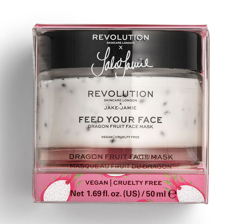 REVOLUTION SKINCARE x JAKE JAMIE DRAGON FRUIT MASK
