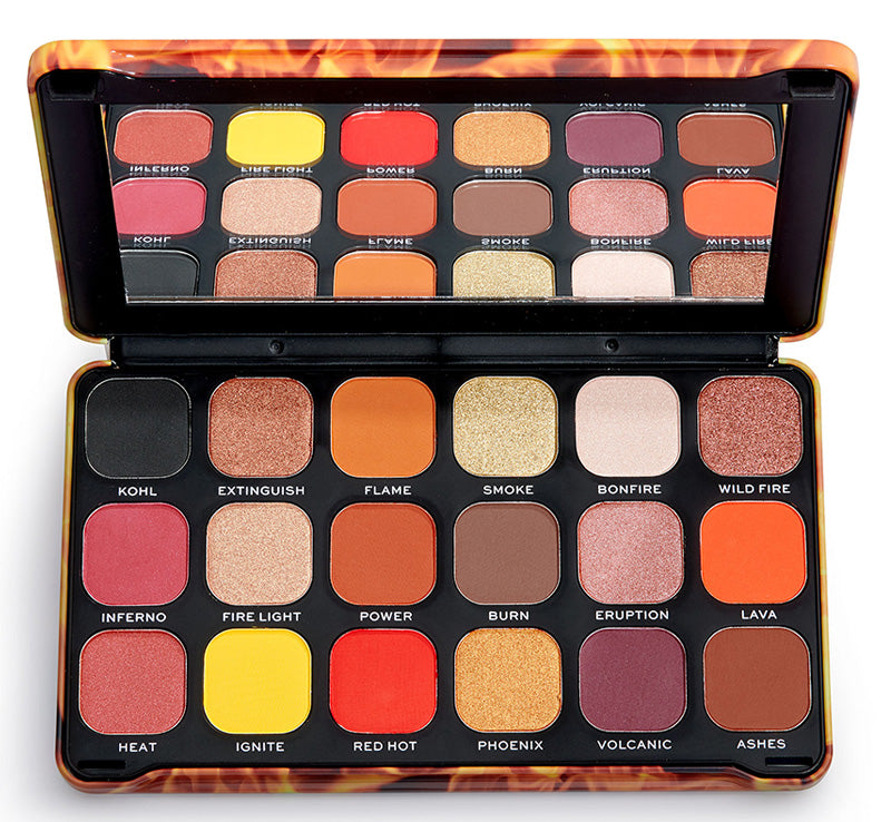 FOREVER FLAWLESS FIRE PALETTE