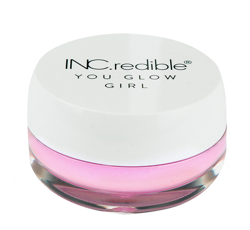 FLOCKING FABULOUS YOU GLOW GIRL IRIDESCENT JELLY