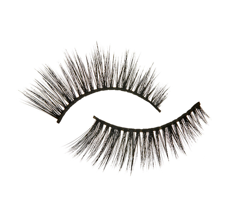 XOBEAUTY FLUTTER FAUX MINK LASHES Glam Raider