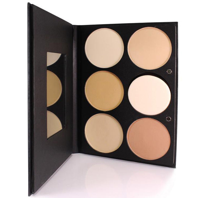 PROFESSIONAL MAKEUP PALETTE - FOUNDATION