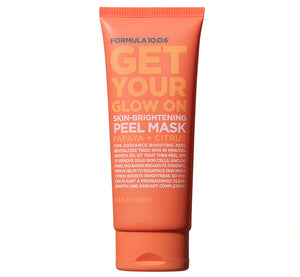 GET YOUR GLOW ON BRIGHTENING PEEL OFF MASK