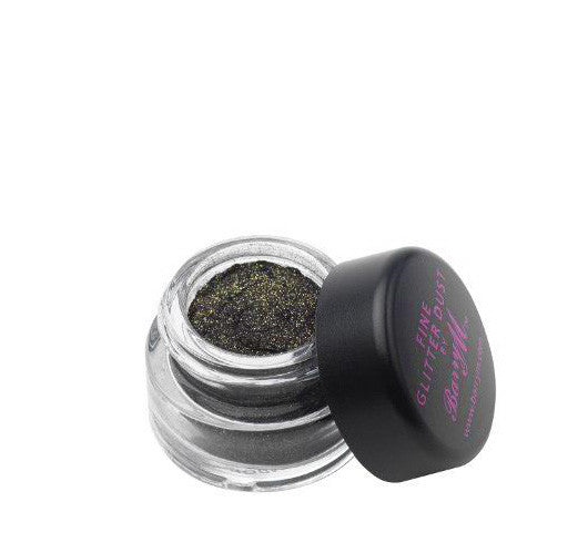 Black Gold Glitter by Barry M