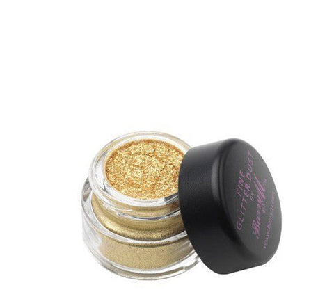 Yellow Gold Glitter by Barry M