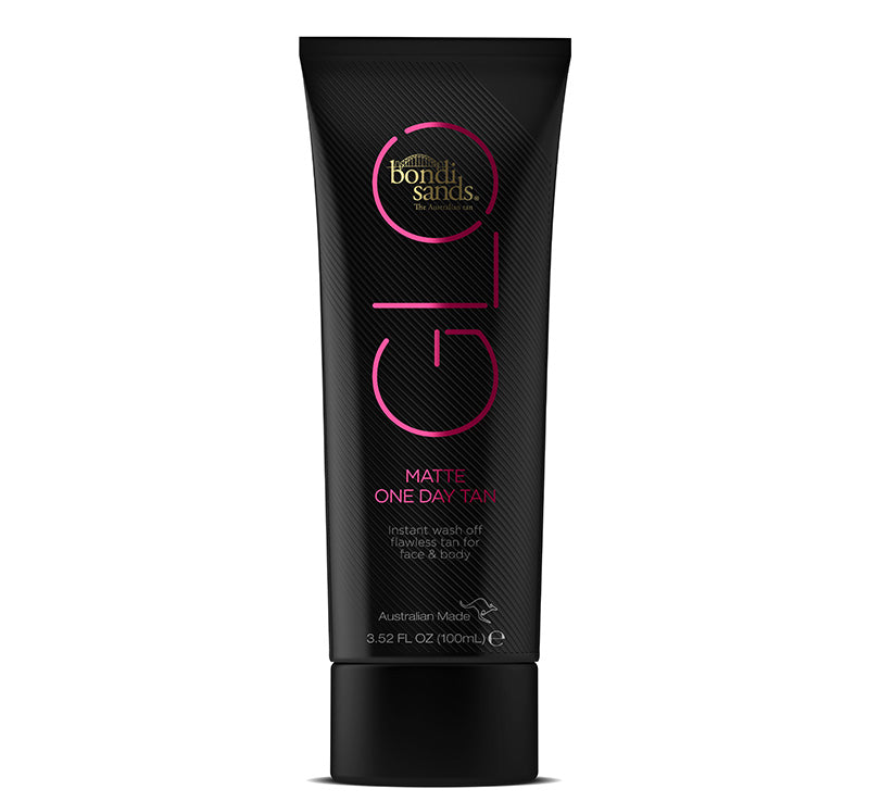 BONDI SANDS GLO MATTE ONE DAY TAN Glam Raider