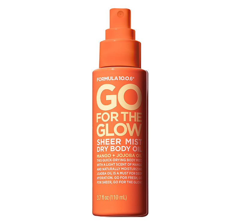 GO FOR THE GLOW SHEER MIST DRY BODY OIL