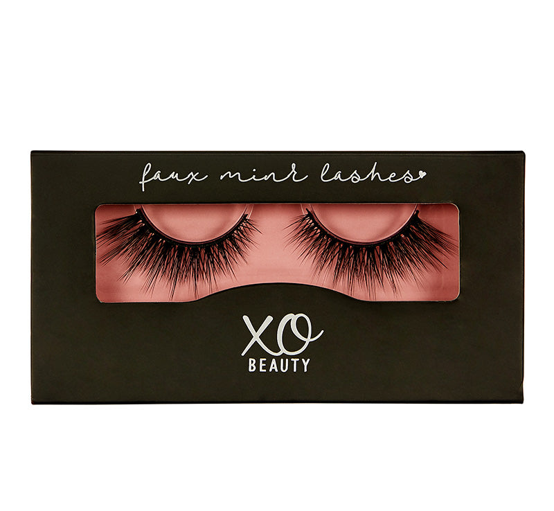 XOBEAUTY GODDESS FAUX MINK LASHES Glam Raider
