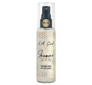 GOLD SHIMMER SPRAY