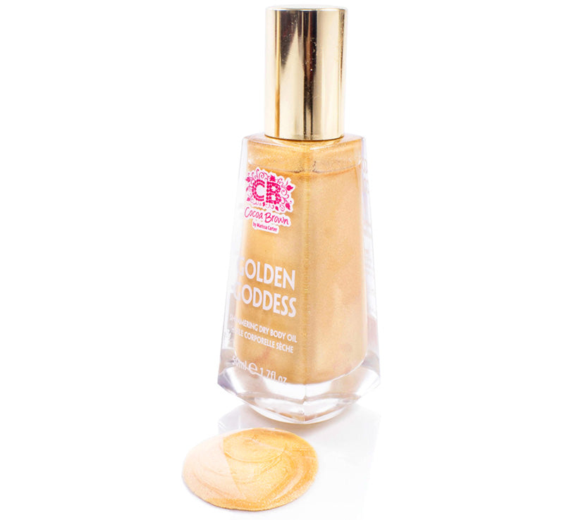 GOLDEN GODDESS SHIMMERING OIL