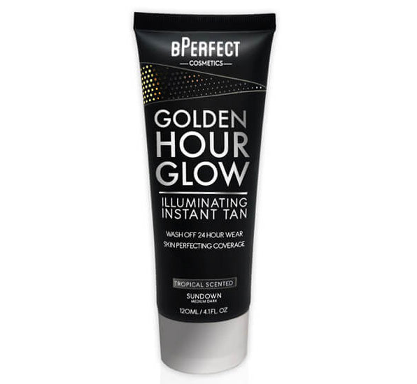 BPERFECT GOLDEN HOUR GLOW ILLUMINATING INSTANT TAN Glam Raider