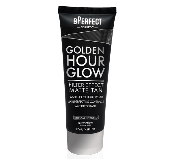 BPERFECT GOLDEN HOUR GLOW MATTE INSTANT TAN Glam Raider