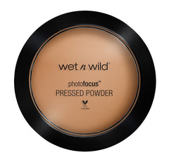 PHOTO FOCUS PRESSED POWDER - GOLDEN TAN