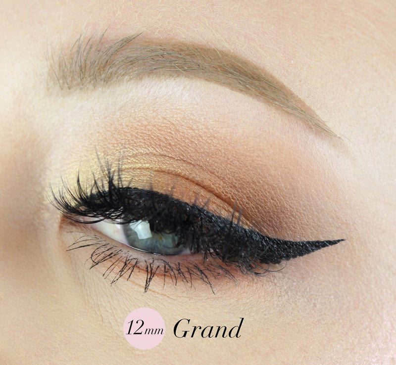 THE QUICK FLICK INTENSE BLACK GRAND 12mm