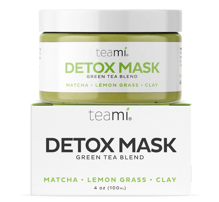 TEAMI GREEN TEA DETOX MASK Glam Raider