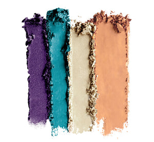 HASTA LA COSTA BABY EYESHADOW QUAD