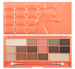 CHOCOLATE & PEACHES CHOCOLATE PALETTE