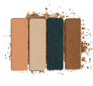 HOOKED ON VINYL COLOR ICON EYESHADOW QUAD