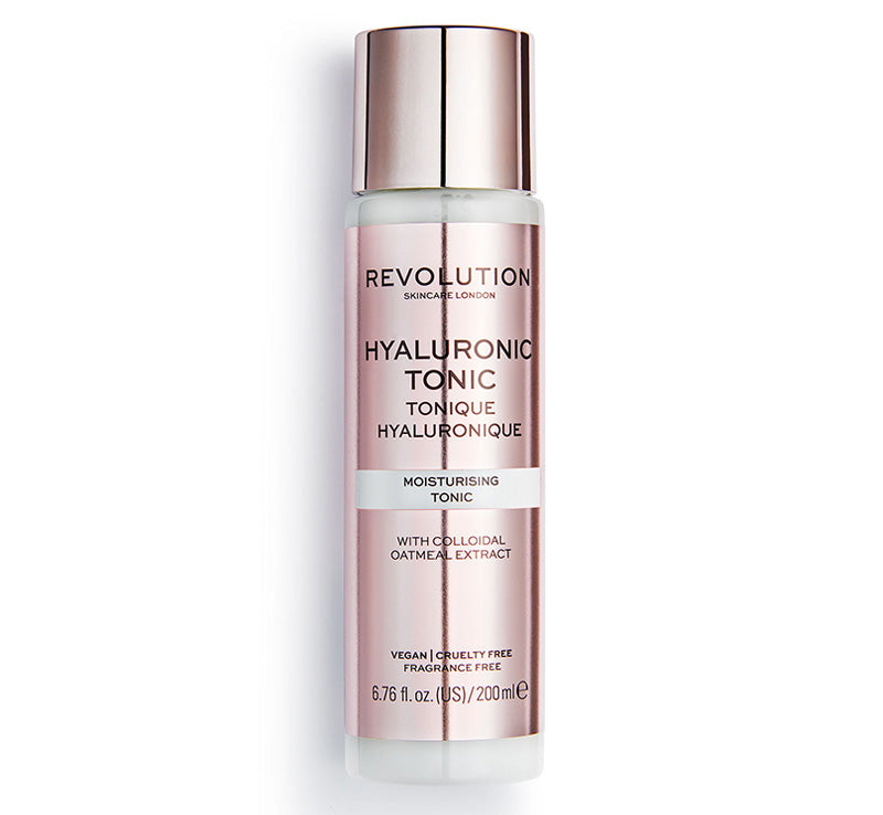 REVOLUTION SKINCARE HYALURONIC TONIC Glam Raider