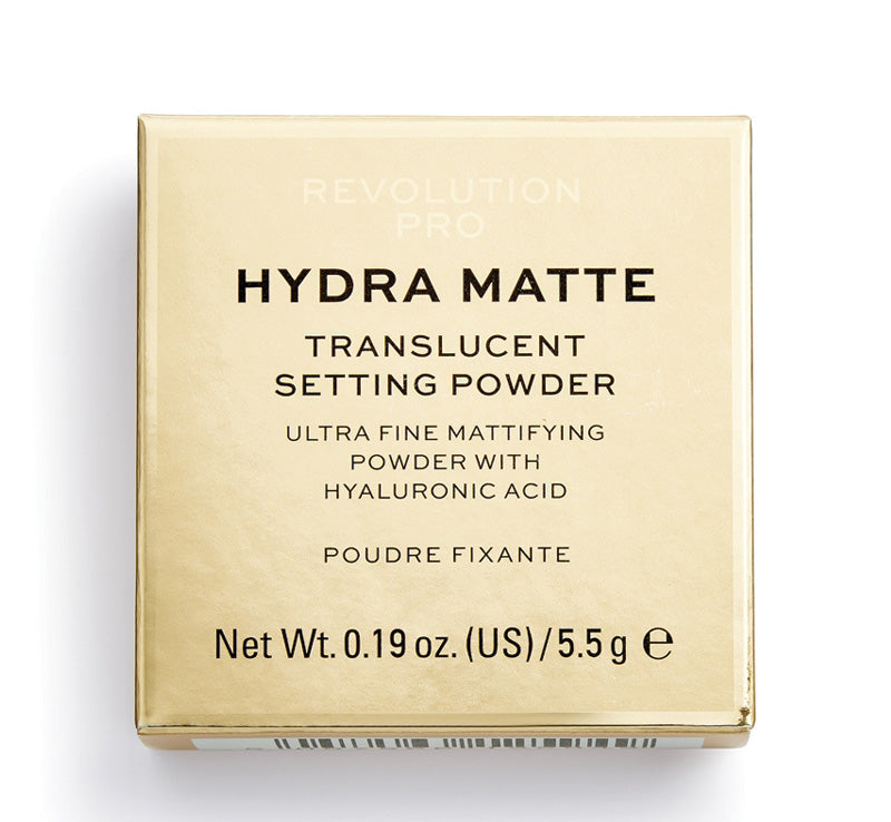 TRANSLUCENT HYDRA MATTE SETTING POWDER