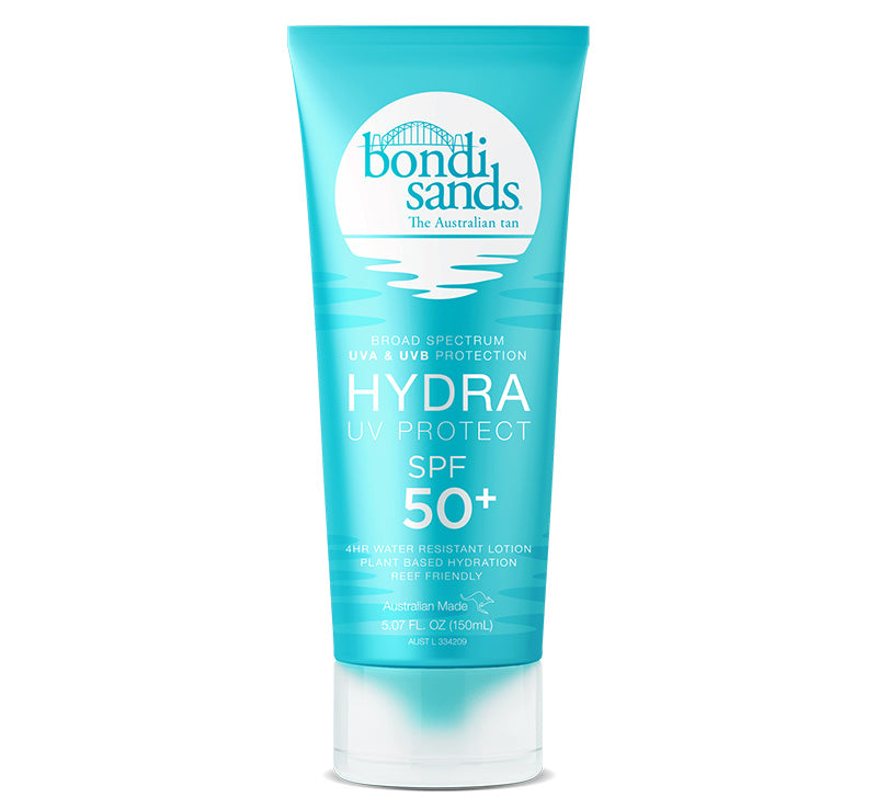 BONDI SANDS HYDRA UV PROTECT SPF 50+ BODY LOTION Glam Raider