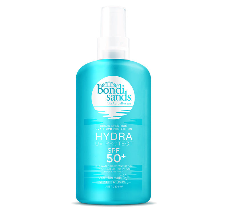 BONDI SANDS HYDRA UV PROTECT SPF 50+ SPRAY Glam Raider