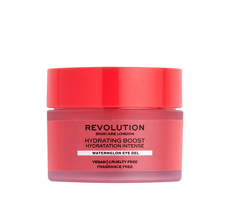 REVOLUTION SKINCARE HYDRATING BOOST WATERMELON EYE GEL Glam Raider
