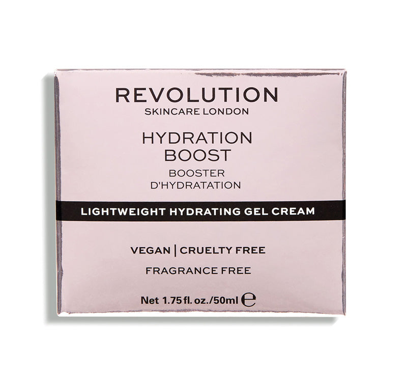 REVOLUTION SKINCARE HYDRATION BOOST Glam Raider