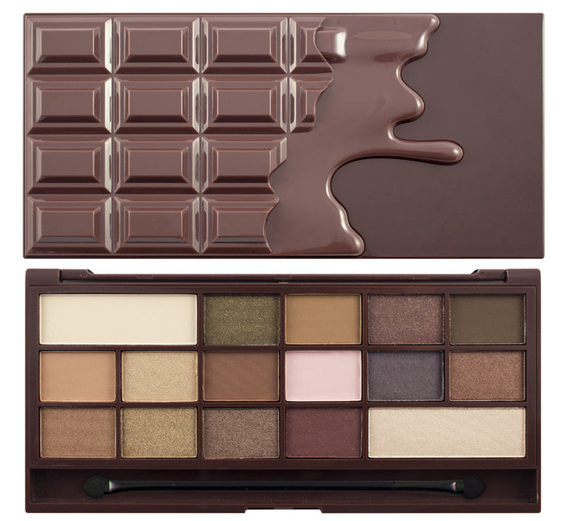 I HEART REVOLUTION I HEART CHOCOLATE PALETTE Glam Raider