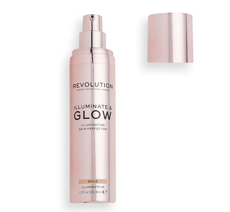 ILLUMINATE & GLOW LIQUID HIGHLIGHTER - GOLD
