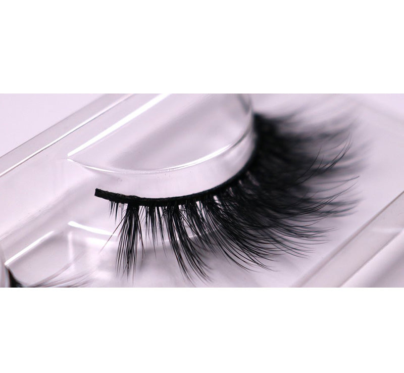 XOBEAUTY ILLUSION FAUX MINK LASHES Glam Raider