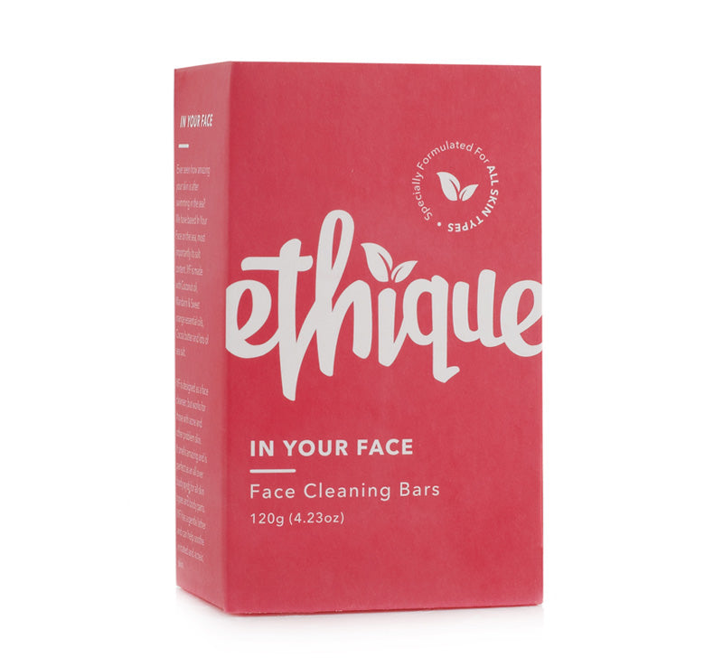 ETHIQUE IN YOUR FACE CLEANSER Glam Raider