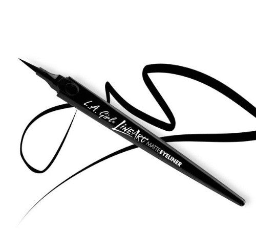 Intense Black Line Art Matte eyeliner by LA Girl