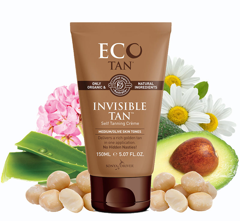 ECO TAN INVISIBLE TAN Glam Raider