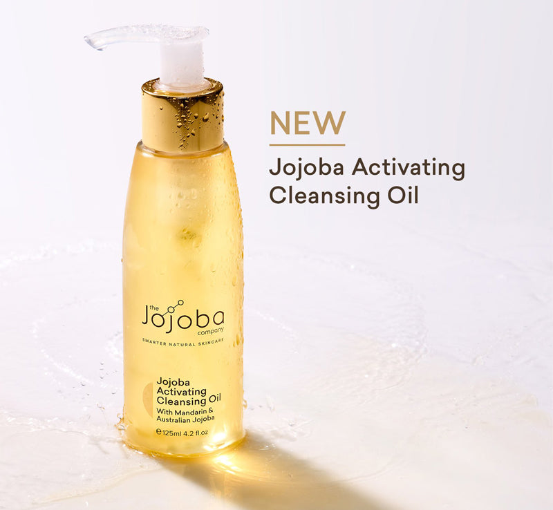 THE JOJOBA COMPANY JOJOBA ACTIVATING CLEANSING OIL Glam Raider