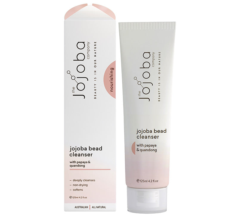 THE JOJOBA COMPANY JOJOBA BEAD CLEANSER Glam Raider