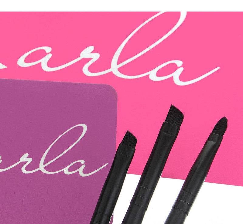 Lip Brush Set by Karla Powell Cosmetics