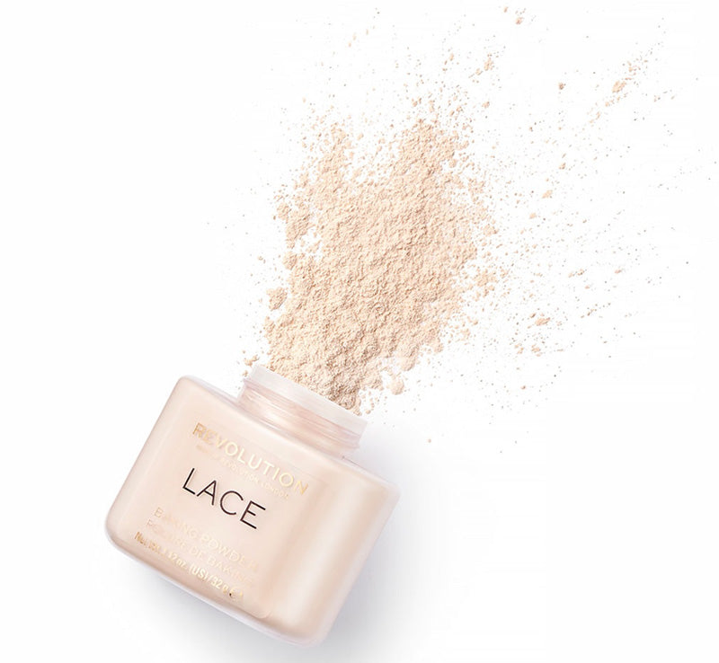 MAKEUP REVOLUTION LACE BAKING POWDER Glam Raider