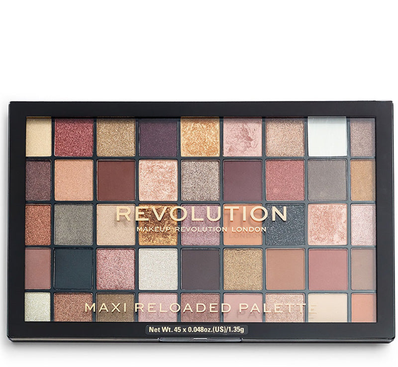 MAKEUP REVOLUTION LARGE IT UP MAXI RELOADED PALETTE Glam Raider