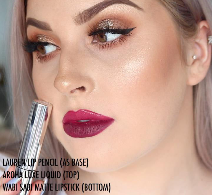 XOBEAUTY LAUREN LIP PENCIL Glam Raider