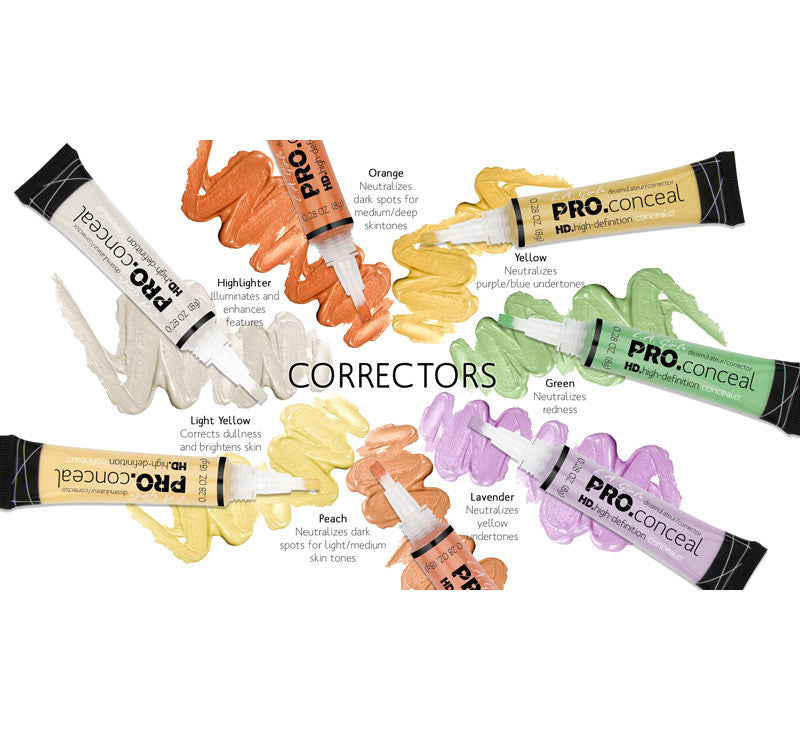 HIGHLIGHTER CORRECTOR CONCEALER