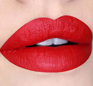 RED LOU'S LIQUID LIPSTICK