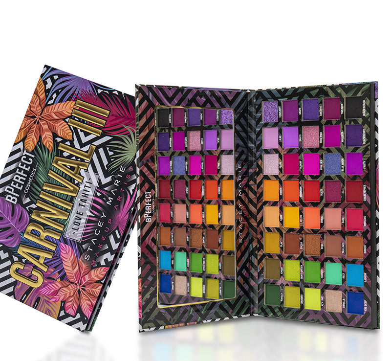 STACEY MARIE CARNIVAL III LOVE TAHITI PALETTE
