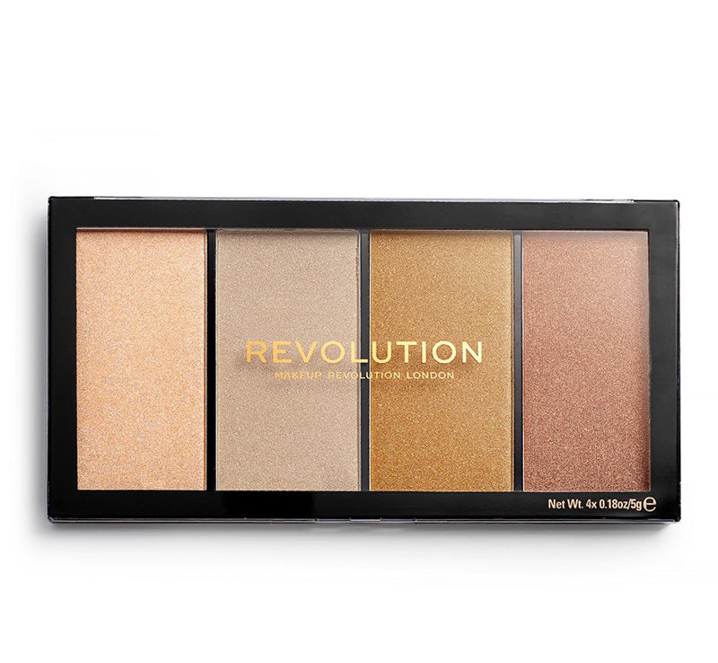 HEATWAVE RELOADED LUSTRE LIGHTS PALETTE