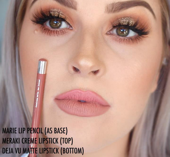 XOBEAUTY MARIE LIP PENCIL Glam Raider
