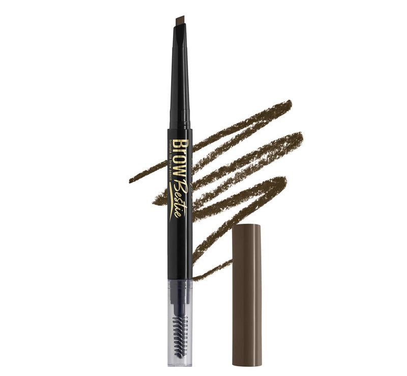 BROW BESTIE TRIANGULAR PENCIL - MEDIUM BROWN