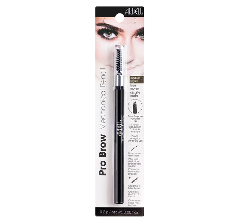 BROW PENCIL - MEDIUM BROWN