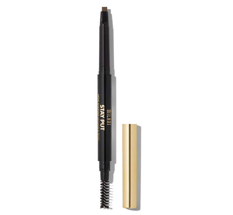 STAY PUT BROW SCULPTING MECHANICAL PENCIL - MEDIUM BROWN