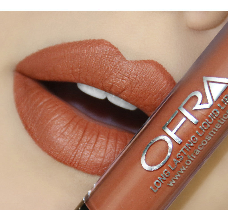 Miami Fever Liquid Lipstick - Kathleen Lights x Ofra Collab
