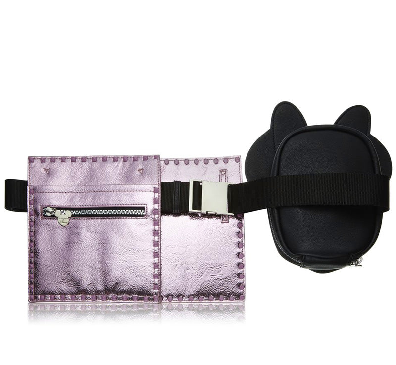 MINNIE MOUSE BELTED MAKEUP BAG